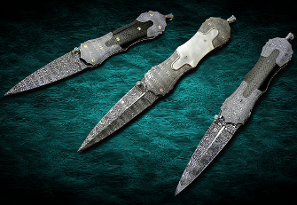 Daniele Ibba - custom knives gallery