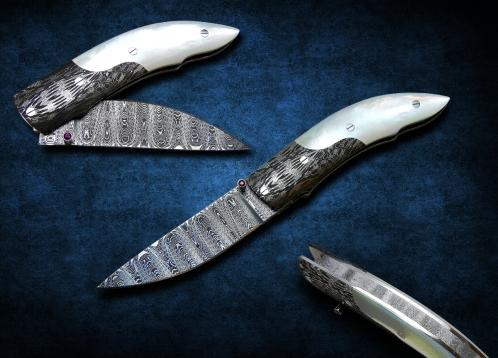 Mistral-Folder knife