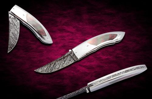 -Zenith-2-Daniele Ibba - Custom knives
